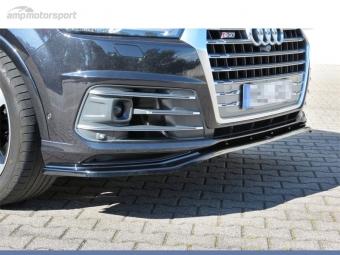 SPOILER DELANTERO BMW 3 E46 COUPE/CABRIO LOOK CARBONO