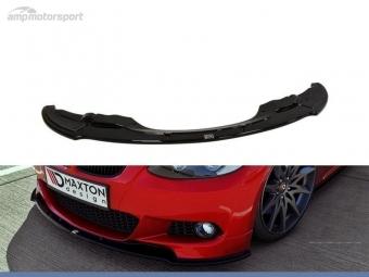 SPOILER DELANTERO BMW 3 E92 / E93 LOOK CARBONO