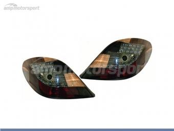 PILOTOS LED PARA PEUGEOT 207 2006-2012