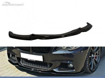 SPOILER DELANTERO BMW 5 F10/F11 NEGRO BRILLO