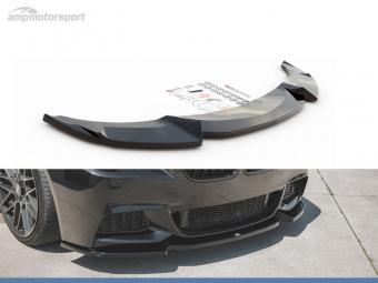 SPOILER DELANTERO BMW 5 F10/F11 LOOK CARBONO