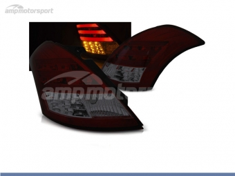 PILOTOS LED BAR PARA SUZUKI SWIFT 2010-2017