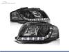 FAROIS DIANTEIROS LUZ DIURNA LED PARA AUDI A3 8P / 8PA