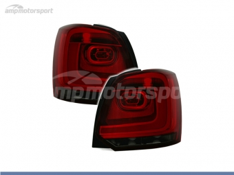 PILOTOS LED BAR PARA VOLKSWAGEN POLO 6R 2009-2014