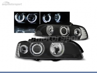 FAROIS DIANTEIROS ANGEL EYE CCFL PARA BMW SERIE 5 E39 / BERLINA / TOURING