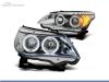 FAROIS DIANTEIROS ANGEL EYE PARA BMW SERIE 5 E60 / E61 / BERLINA / TOURING