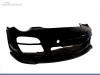 SPOILER LIP DIANTEIRO PORSCHE 911 CARRERA 997 PRETO FOSCO