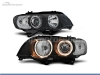 FAROIS DIANTEIROS ANGEL EYE PARA BMW X5 E53