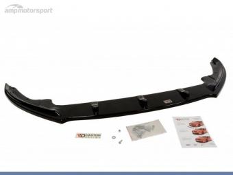SPOILER DELANTERO VW GOLF MK4 R32 LOOK CARBONO
