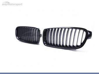 GRELHA DIANTEIRA DE 8 LAMINAS PARA BMW SERIE 3 F30/F31 2011-2015