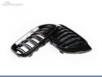 PARRILLA DELANTERA DE DOBLE LAMA PARA BMW X3 E83 2004-2010
