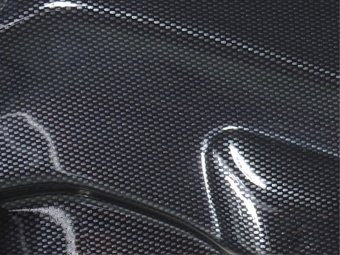SPOILER LIP DIANTEIRO VW JETTA MK6 LOOK CARBONO