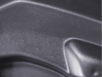 SPOILER LIP DIANTEIRO VW JETTA MK6 PRETO FOSCO