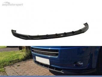 SPOILER DELANTERO VW T5 LOOK CARBONO
