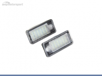 PLAFÓN LED PARA AUDI CON CAN BUS