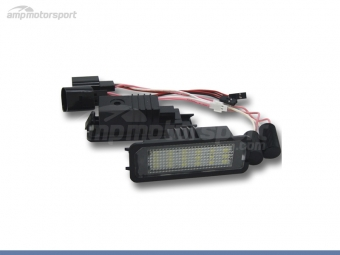 PLAFÓN LED PARA SEAT/VOLKSWAGEN CON CAN BUS