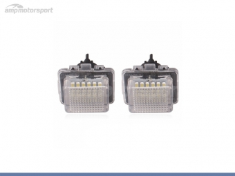 PLAFÓN LED PARA MERCEDES CON CAN BUS