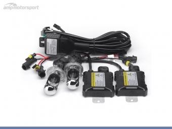 Kit Bi-Xenon H4 35W 6000K