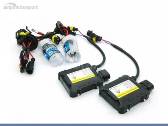 Kit Bi-Xenon H4 balastro can bus 35W