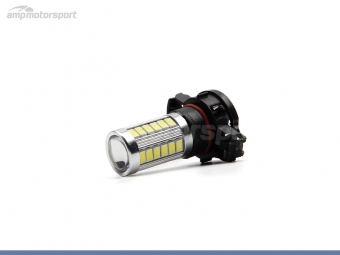 Bombilla can bus H16/p19w 33LEDs