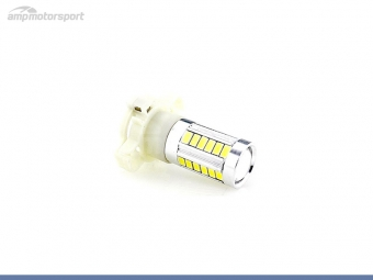 Bombilla CAN BUS pw24w 33LEDs 25W