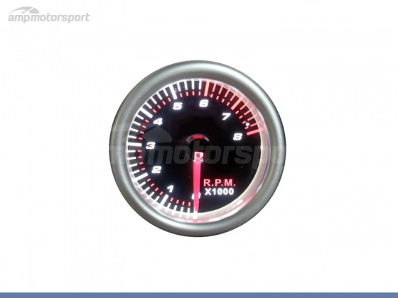 Amp Ahumado Reloj Gasolina Rpm Motorsport UVpzMS