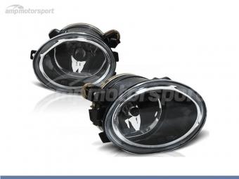 FAROIS DE NEVOEIRO TRANSPARENTES PARA BMW SERIE 3 E46/E39