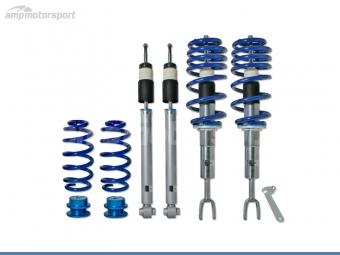 SUSPENSÃO COILOVER BLUE LINE PARA AUDI A4 B6/B7 (CABRIO / AVANT)