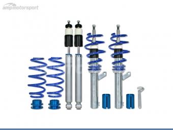 SUSPENSÃO COILOVER BLUE LINE PARA VOLKSWAGEN GOLF MK5 PLUS / VARIANT