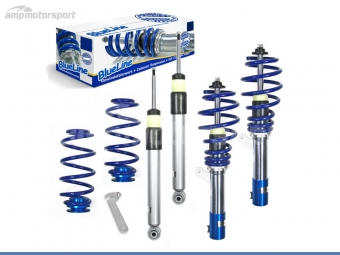 SUSPENSÃO COILOVER BLUE LINE PARA VOLKSWAGEN GOLF MK6 4MOTION