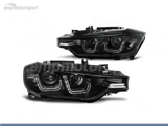 FAROS DELANTEROS XENON U LED BAR PARA BMW SERIE 3 F30 / F31 / BERLINA / TOURING
