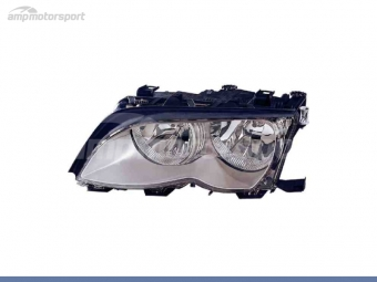 FAROL DIANTEIRO ESQUERDO PARA BMW E46 BERLINA / TOURING