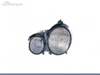 FAROL DIANTEIRO ESQUERDO PARA MERCEDES-BENZ W210 BERLINA / ESTATE