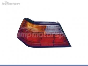 MASCARA / CAPA DE VIDRO DE FAROLIN TRASEIRO ESQUERDO PARA MERCEDES-BENZ W124 BERLINA/COUPE