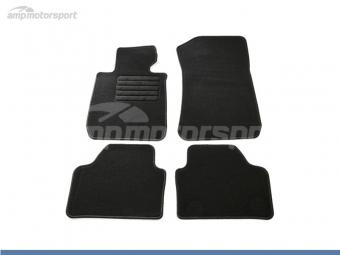 TAPETES DE VELUDO PARA BMW X1 E84