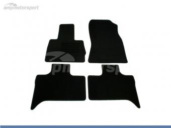 TAPETES DE VELUDO PARA BMW X5 E53