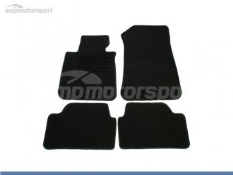TAPETES DE VELUDO PARA BMW SERIE 1 E87