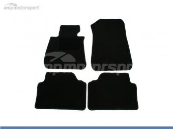 TAPETES DE VELUDO PARA BMW SERIE 3 E90