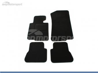 ALFOMBRILLAS DE VELOUR PARA BMW SERIE 3 E46