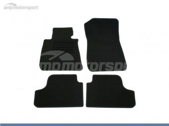 ALFOMBRILLAS DE VELOUR PARA BMW SERIE 3 E93