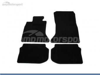 ALFOMBRILLAS DE VELOUR PARA BMW SERIE 5 F10 / F11