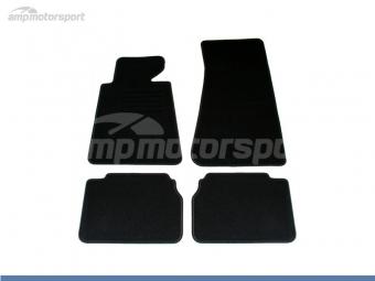 ALFOMBRILLAS DE VELOUR PARA BMW SERIE 5 E34