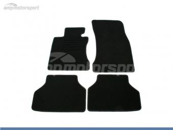 TAPETES DE VELUDO PARA BMW SERIE 5 E60