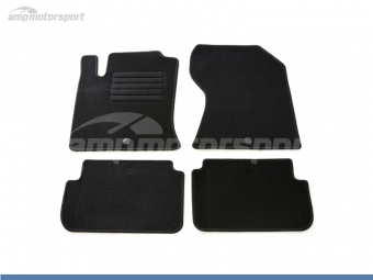 ALFOMBRILLAS DE VELOUR PARA FORD FOCUS MK1