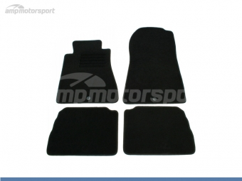 ALFOMBRILLAS DE VELOUR PARA MERCEDES 190 W201