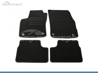 ALFOMBRILLAS DE VELOUR PARA OPEL ASTRA H TWIN TOP