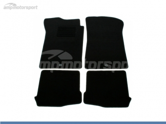 ALFOMBRILLAS DE VELOUR PARA VOLKSWAGEN GOLF MK2