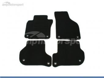 ALFOMBRILLAS DE VELOUR PARA VOLKSWAGEN GOLF MK5