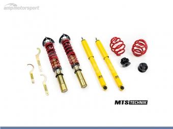 SUSPENSIÓN ROSCADA MTS TECHNIK PARA BMW E30 (HASTA 120MM)