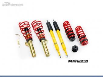 SUSPENSÃO COILOVER MTS TECHNIK PARA BMW E81 / E87 / E82 / E88